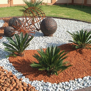 Landscaping the backyard landscape design how to for Garden ideas south africa